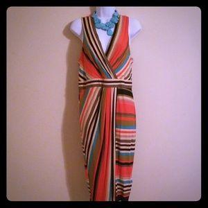 Stunning sleeveless dress Size 12